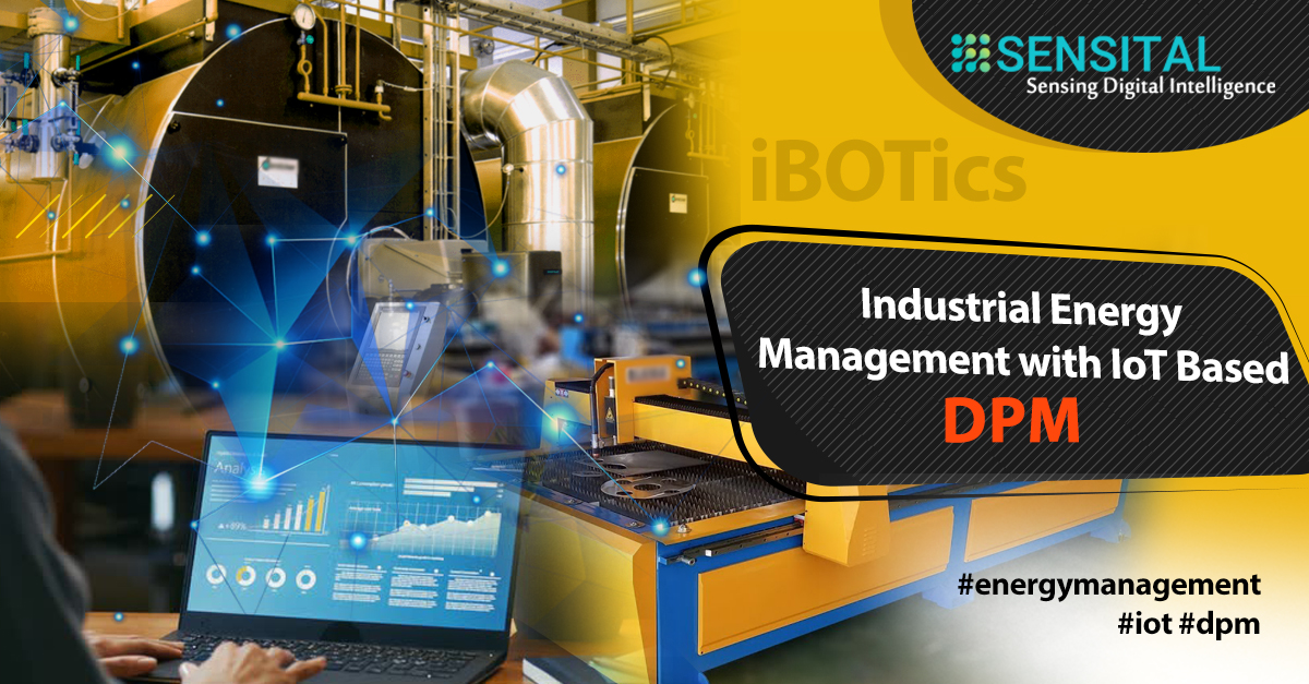 Industrial Energy Management with IoT Based DPM